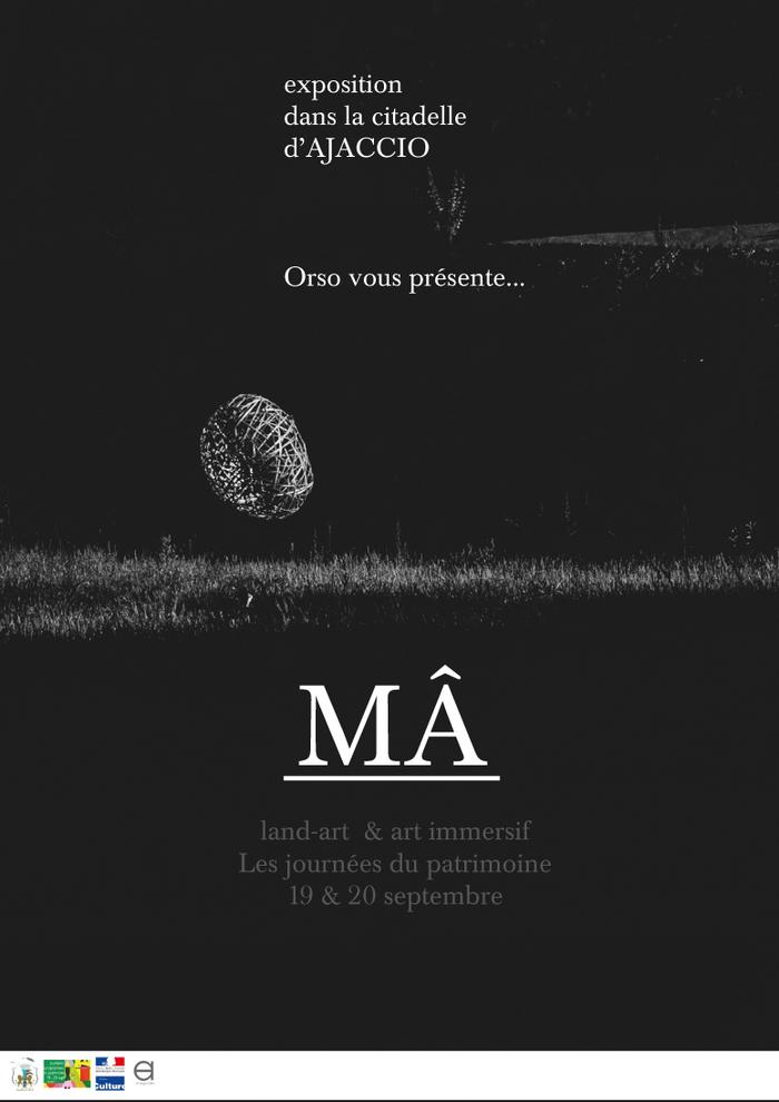Journées du patrimoine 2020 - Annulé | « Mâ », exposition Land - art de l'artiste plasticien Orso