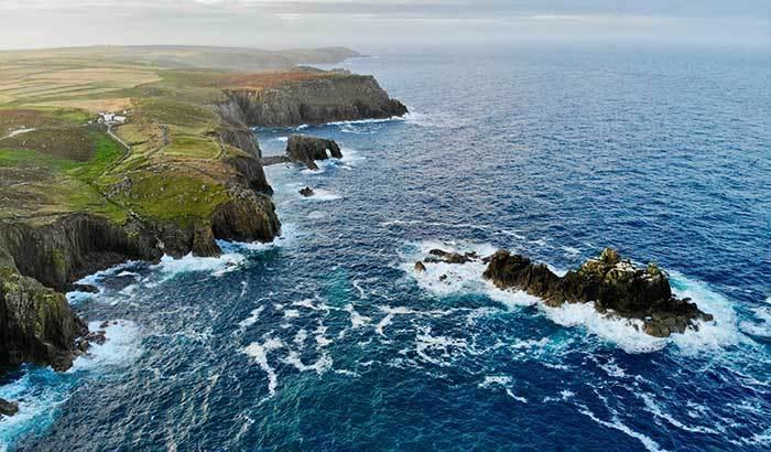 Îles Scilly avec les Pèlerins de la Mer