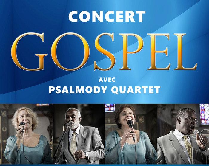 Journées du patrimoine 2019 - Concert exceptionnel de Gospel