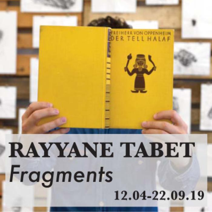 Journées du patrimoine 2019 - Visite guidée de l'exposition Rayyane Tabet - Fragments