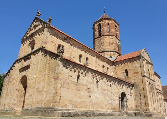 Journées du patrimoine 2020 - Balade patrimoniale : le fabuleux bestiaire de l'église romane