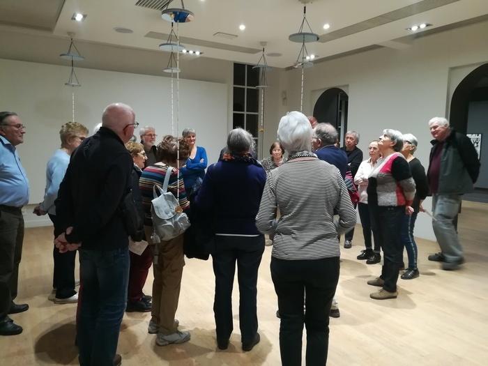 En partenariat avec le Centre Occitan Rochegude, le centre d'art propose une visite commentée de l'exposition Langages tissés d'Isabel Carvalho en occitan !
