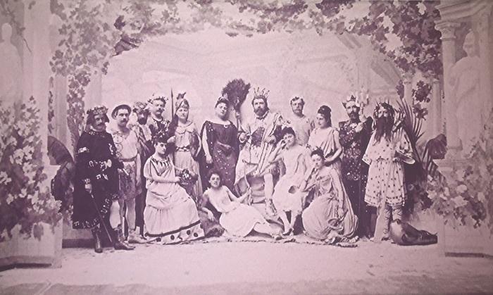 Journées du patrimoine 2019 - La famille Menier et le théâtre des Folies Ruysdaël