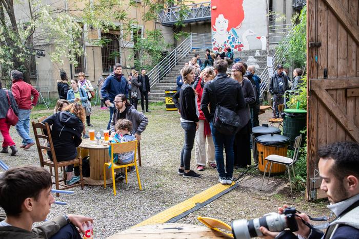 Journées du patrimoine 2019 - Visite théâtralisée de l'Autre Soie