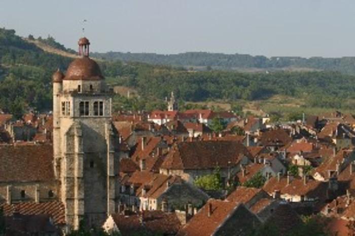 Journées du patrimoine 2019 - Découverte de la ville de Poligny
