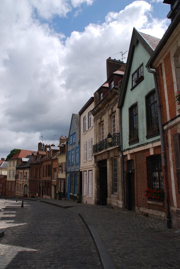 Journées du patrimoine 2020 - Amiens en un clin d'œil : parcours guidé