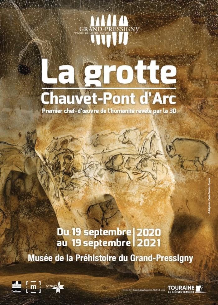 Journées du patrimoine 2020 - La grotte Chauvet-Pont d'Arc