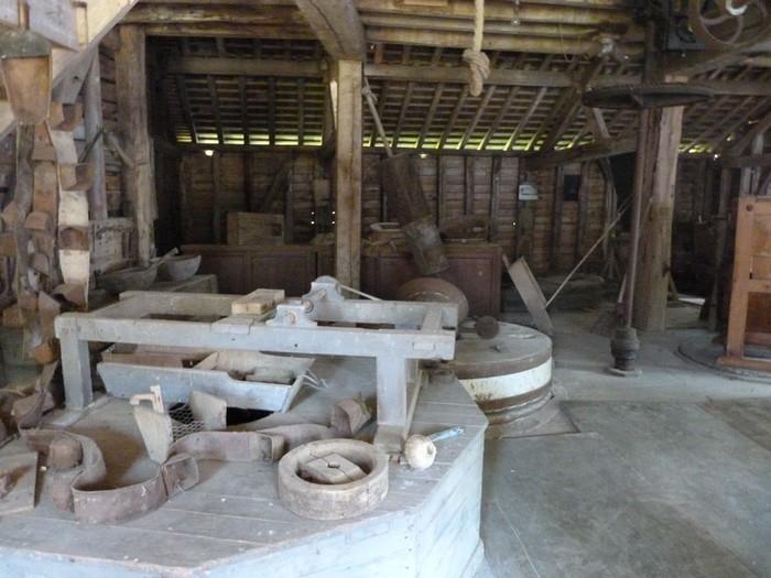Journées du patrimoine 2020 - visite guidée du moulin de Parfondeval