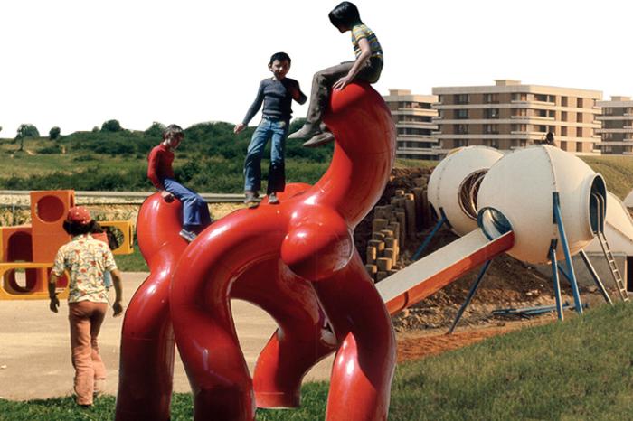 """Exposition """"Viens jouer dehors ! 1968-1978 : la nouvelle ère des jeux"""""""