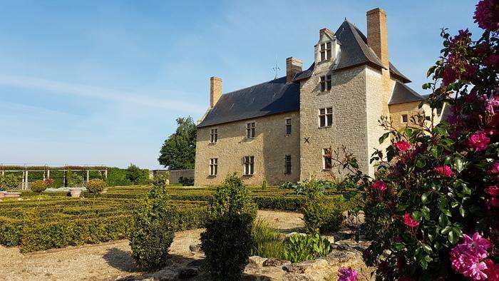 Journées du patrimoine 2019 - Visite libre du château de Villeneuve et de ses jardins