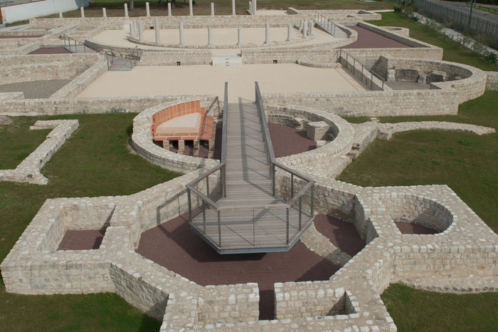 Journées du patrimoine 2019 - Découverte du plus grand espace thermal privé du IVe siècle mis au jour en Aquitaine !