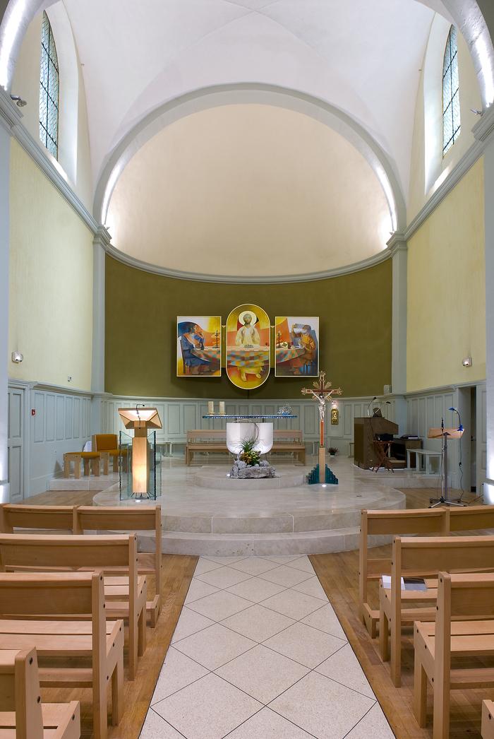 Journées du patrimoine 2019 - « Un autre regard sur une église »