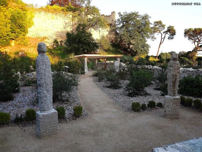 Journées du patrimoine 2019 - Visite du labyrinthe et des jardins du château