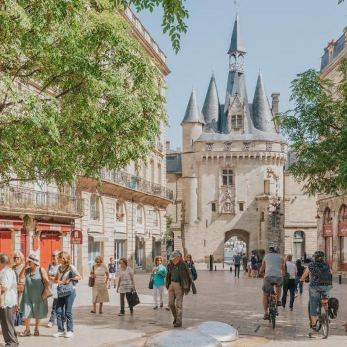 Le Bordeaux du Moyen-Age