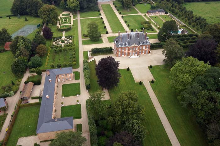 Journées du patrimoine 2020 - Visite libre avec Histopad du domaine de Bois-Héroult