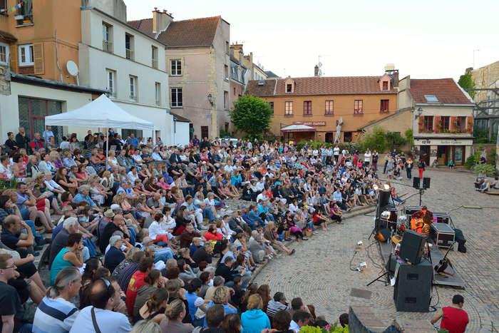 Journées du patrimoine 2019 - Concert du CEMAP, Accordéon club de Pontoise