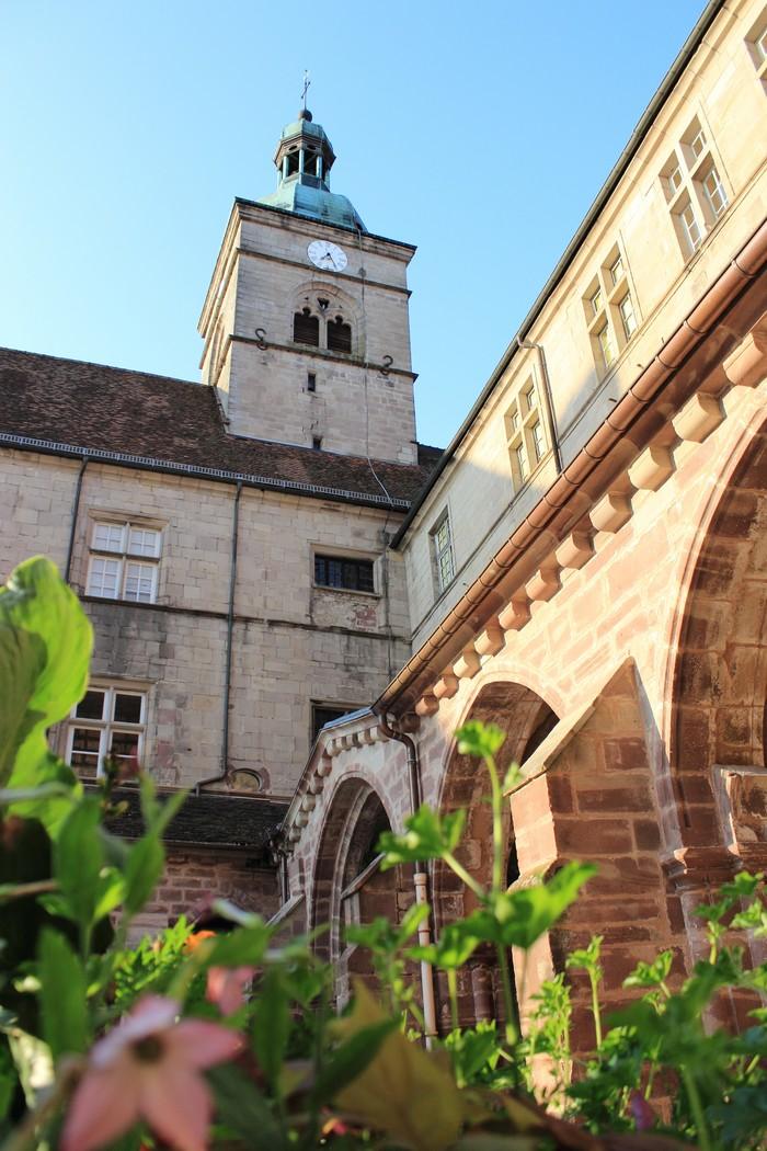 Journées du patrimoine 2019 - lieu de mémoire de l'Abbaye Saint-Colomban