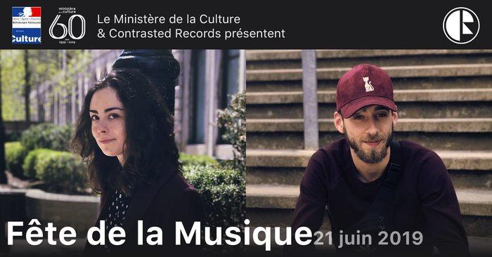 Fête de la musique 2019 - Adler + Fayakortez