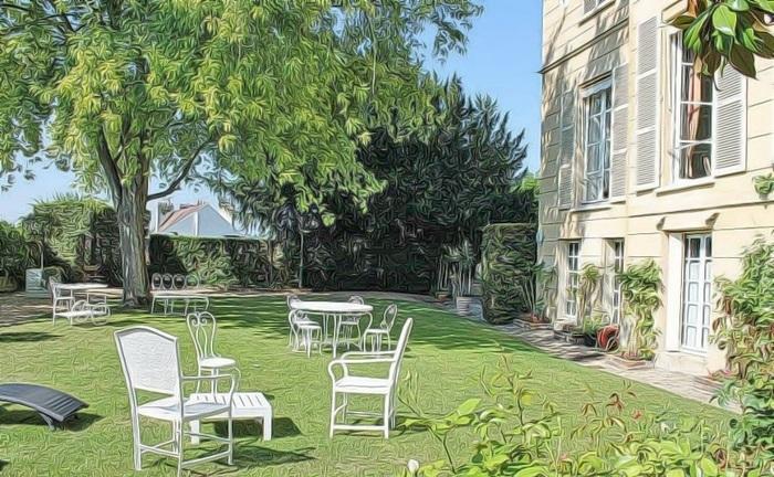 Journées du patrimoine 2019 - Visite de la résidence du Préfet du Val-d'Oise