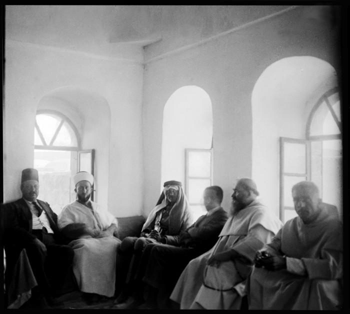Journées du patrimoine 2019 - Exposition de rares photos de Jérusalem et Moyen-Orient de la fin du XIXe s. et visite du couvent des dominicains