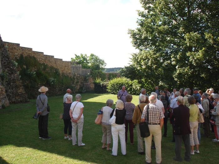 Journées du patrimoine 2019 - Visite guidée du Château Saint-Hugues