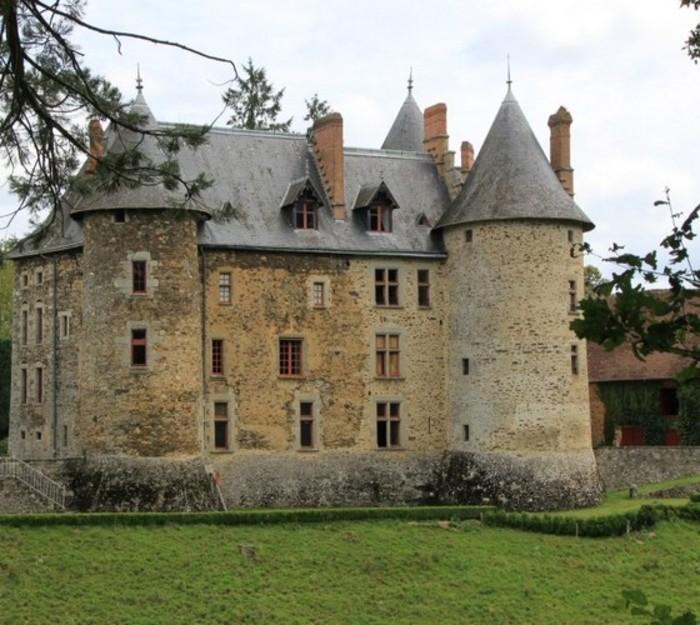 Journées du patrimoine 2019 - Visite commentée du château de Curzac par les propriétaires