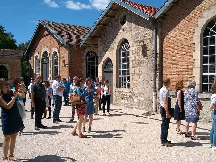 Journées du patrimoine 2020 - Visite guidée de l'ancienne abbaye et fonderie d'art d'Ecurey