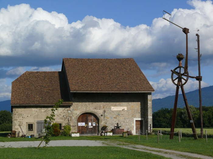 Journées du patrimoine 2020 - Musée des Granges de Servette