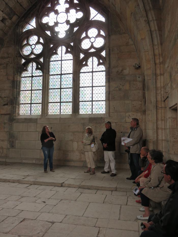 Journées du patrimoine 2019 - Visite du pilier butant de la cathédrale