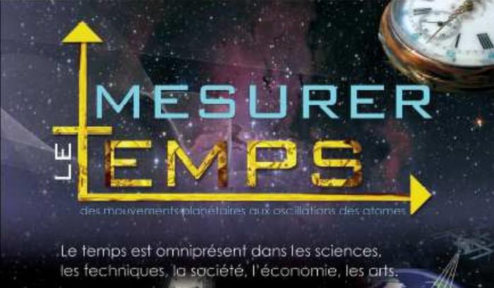 Une exposition du Laboratoire SYRTE de l'Observatoire de Paris.