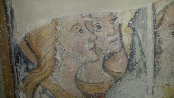 Journées du patrimoine 2019 - Chemin des peintures murales en Val de guisane (XVéme s.)