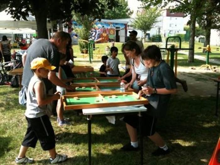 Journées du patrimoine 2019 - Village Patrimoine : jeux anciens en plein air