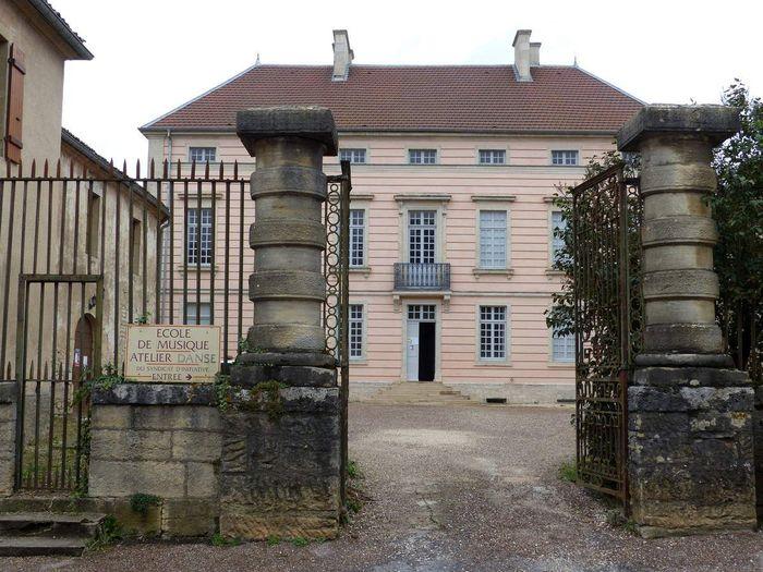 Journées du patrimoine 2020 - Visite de la maison Couyba à Dampierre-sur-Salon