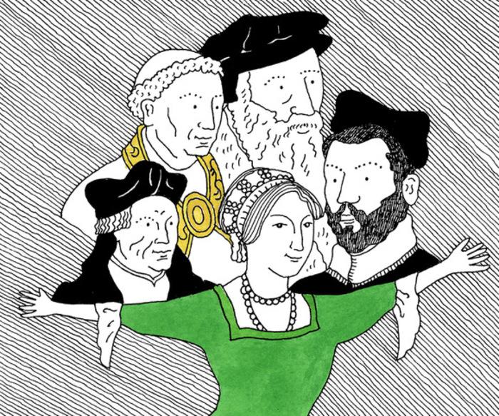Journées du patrimoine 2019 - Exposition sur La Réforme à Paris (1520-1560)