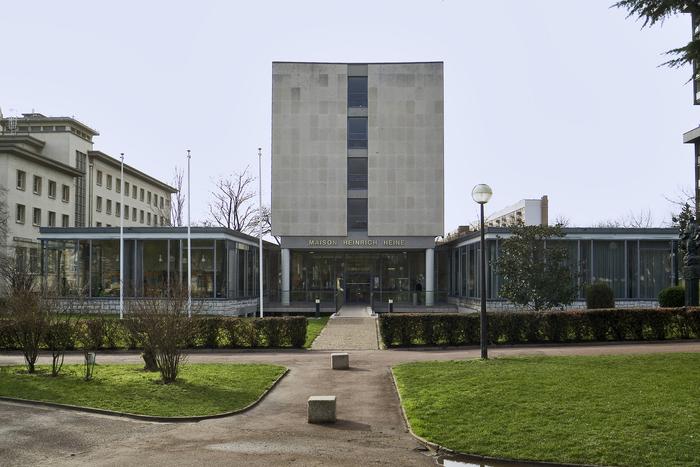 Journées du patrimoine 2019 - Visite découverte de la Maison Heinrich Heine