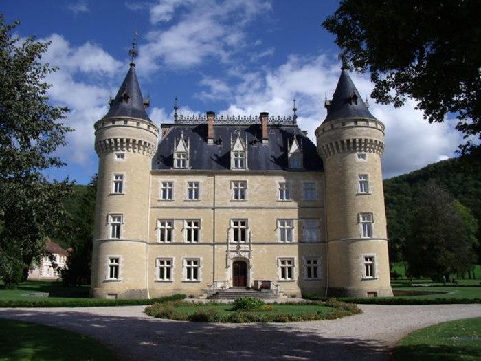 Journées du patrimoine 2019 - Visite du parc du Château de Cornod