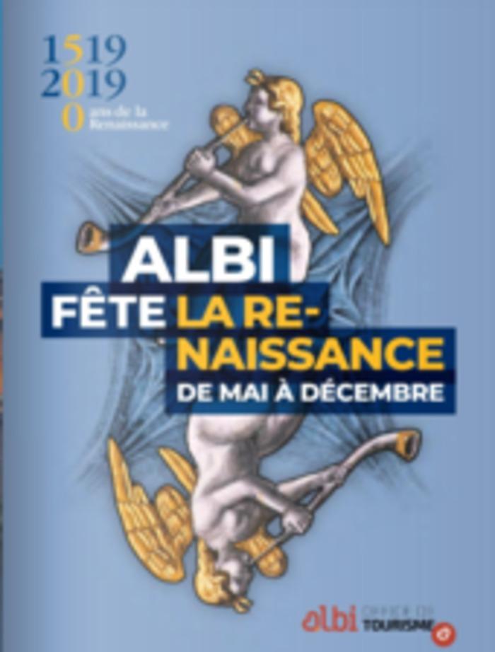 Atelier découverte – En partenariat avec l'Office de Tourisme d'Albi - Samedi 26 octobre à 11h, 14h30 et 16h30.
