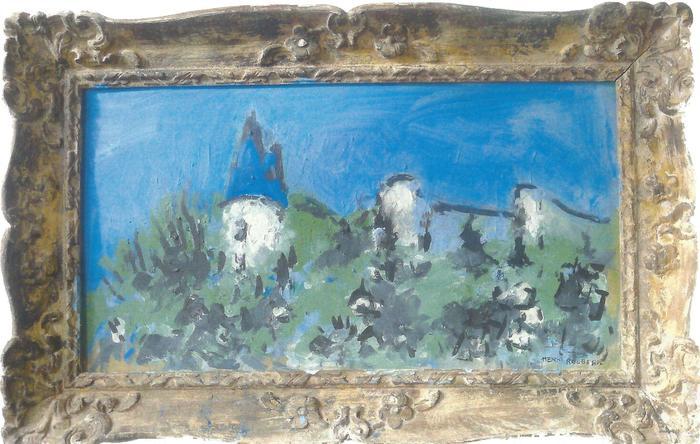 Journées du patrimoine 2020 - Exposition Sainte-Suzanne par Henri Rouberol