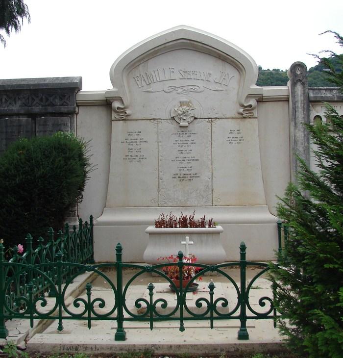 Journées du patrimoine 2020 - Visite guidée du cimetière Saint-Roch