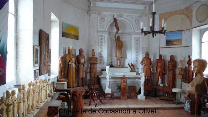 Journées du patrimoine 2019 - Exposition de sculptures