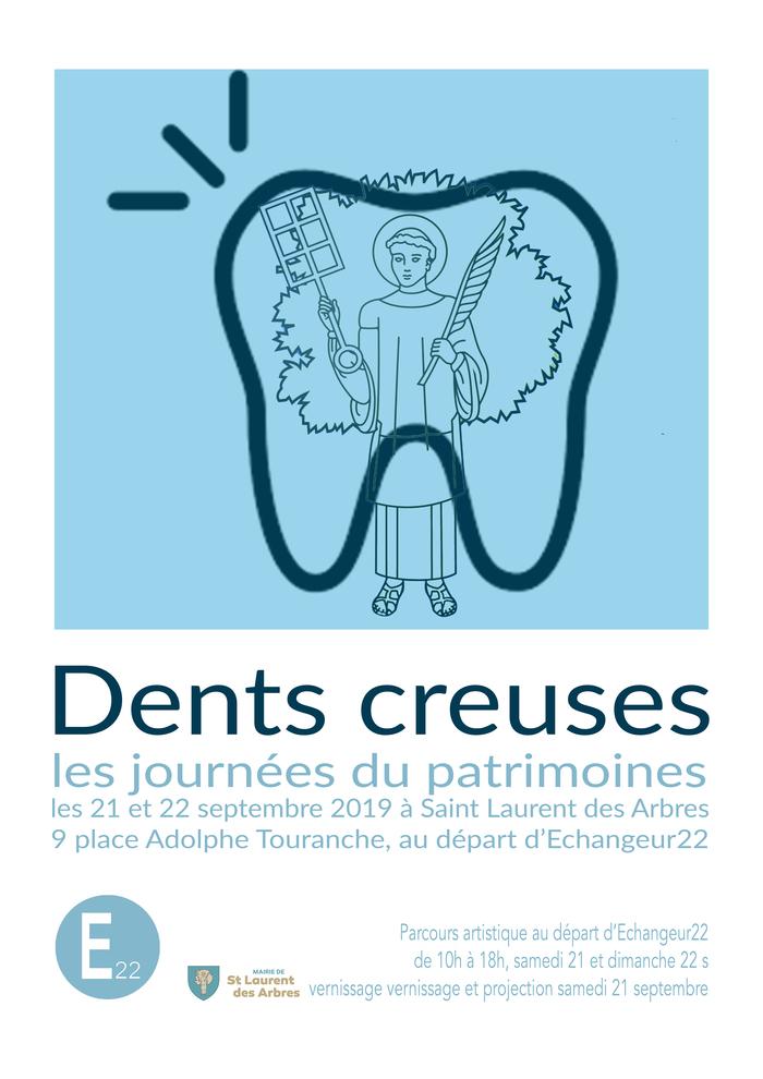Journées du patrimoine 2019 - Dents Creuses II