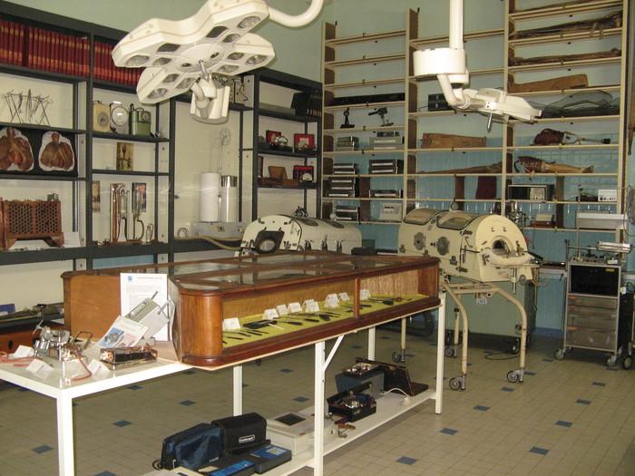 Journées du patrimoine 2019 - Visite guidée du Conservatoire du patrimoine hospitalier de Rennes