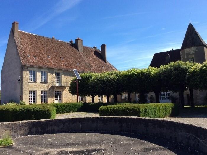 Journées du patrimoine 2019 - Découverte du Château municipal de Varzy