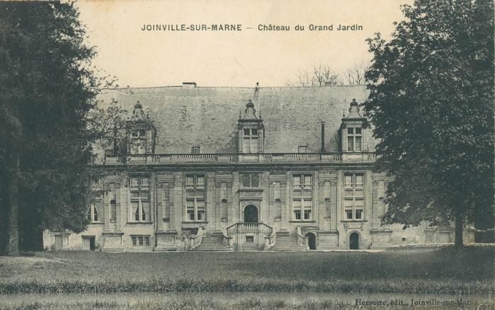 Journées du patrimoine 2020 - Conférence — Le château du Grand Jardin au temps des maîtres de forges