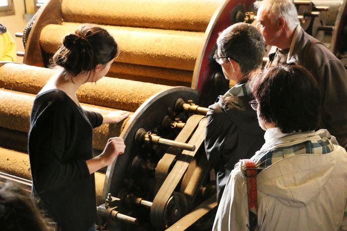 Journées du patrimoine 2019 - À la découverte de la filature de Laine de Belvès