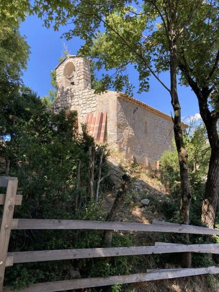 Journées du patrimoine 2020 - Visite libre de La Chapelle St Thomas du Petit-Paris et de son ancien cimetière