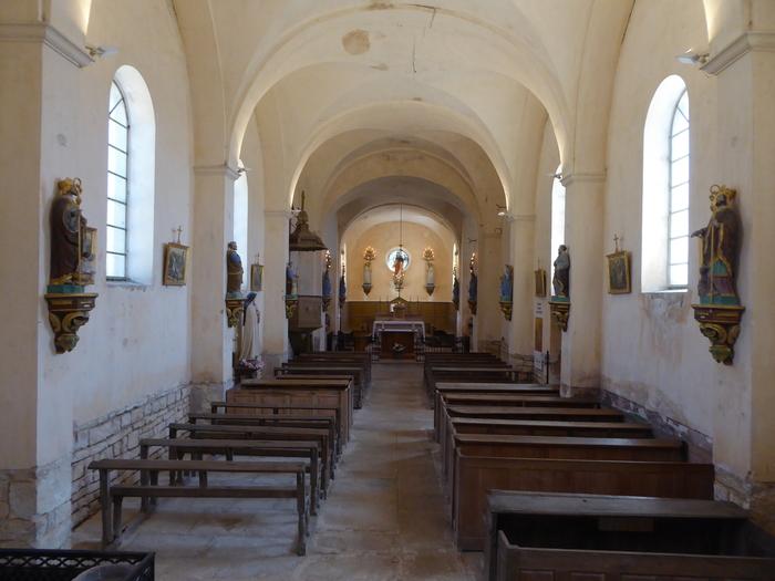 Journées du patrimoine 2020 - Découvrez l'église St Michel de Chamboeuf