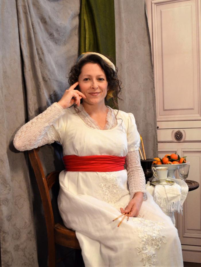 Journées du patrimoine 2019 - Elisabeth Vigée Le Brun raconte Bernard d'Agesci