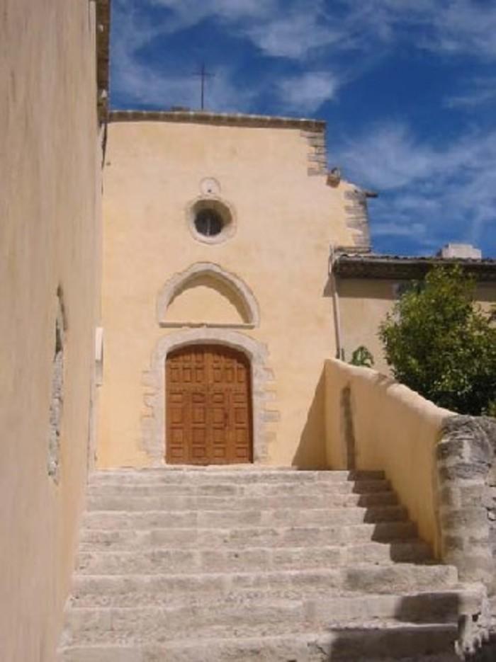 Journées du patrimoine 2020 - La Chapelle des Pénitents blancs à Caumont-sur-Durance