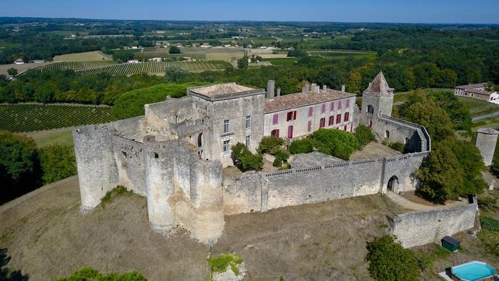 Journées du patrimoine 2020 - Visite d'un authentique château médiéval